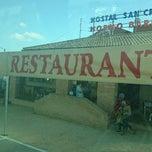 Photo taken at Restaurante San Cristobal by Christian A. on 10/16/2014