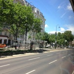 Photo taken at H Weihburggasse by Ekaterina P. on 5/22/2013