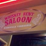 Photo taken at Whiskey Bent Saloon by Ryan F. on 2/3/2013