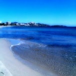 Photo taken at Platja d'En Bossa by jose r. on 2/7/2013