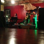 Photo taken at Boneshakers by Jackie M. on 3/15/2013