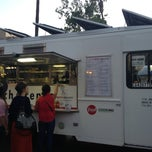 Photo taken at Crepes Bonaparte Truck by Leana N. on 5/12/2013