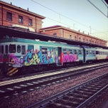 Photo taken at Stazione Ferrara by Ares A. on 9/18/2012