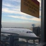 Photo taken at Gate B21 by Xuchen L. on 12/18/2014