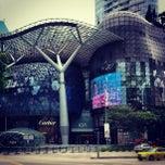 Photo taken at ION Orchard by Mariana L. on 1/15/2013