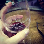 Photo taken at Bargetto Winery by Michelle on 2/24/2013