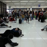 Photo taken at Ninoy Aquino International Airport (MNL) Terminal 4 by Marie V. on 2/10/2013
