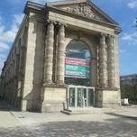 Photo taken at Jeu de Paume by Alcaraz M. on 4/22/2013