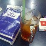 Photo taken at Bintan Indah Mall Pool & Cafe by Frist M. on 3/1/2013