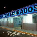 Photo taken at Aeroporto de Dourados (DOU) by Guilherme I. on 10/6/2012