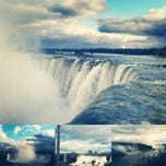 Photo taken at Niagara Falls (American Side) by Neil on 11/24/2012