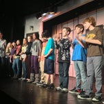 Photo taken at Second City Hollywood by Karina P. on 10/13/2012