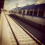 Photo taken at Metro Valparaíso - Estación Villa Alemana by Evelyn H. on 2/22/2013