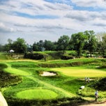 Photo taken at Merion Golf Club by Jim L. on 6/14/2013