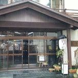 Photo taken at 元祖うなぎ湯の宿ゆさや by wakochan on 8/3/2013