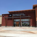 Photo taken at REI by Christopher W. on 6/13/2013