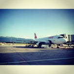 Photo taken at Genève Aéroport (GVA) by Adele  G. on 8/3/2013