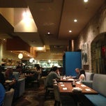 Photo taken at Maiko Sushi Lounge by Emily G. on 4/4/2013