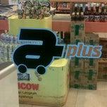 Photo taken at a+ minimarket by Intje B. on 10/21/2013