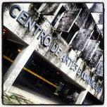 Photo taken at CAC - Centro de Artes e Comunicação by Dario S. on 6/6/2013