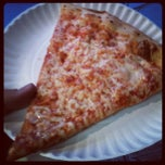 Photo taken at 99 Cent Fresh Pizza Villa Cafe by Matthew S. on 11/27/2012