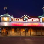 Photo taken at Texas Roadhouse by Theo C. on 6/23/2013