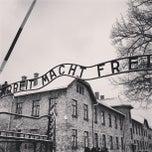 Photo taken at Muzeum Auschwitz-Birkenau by Diogo H. on 1/18/2013