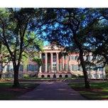 Photo taken at Harrison Randolph Hall, College of Charleston by Mark S. on 7/7/2014