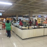 Photo taken at Avonmore Superspar by Chris F. on 5/28/2015