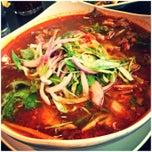 Photo taken at Mai's Restaurant by ArtJonak on 5/25/2013