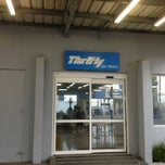 Photo taken at Thrifty Car Rental by ArtJonak on 8/22/2013