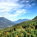 Photo taken at Zugspitze by Naif A. on 10/6/2012
