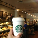 Photo taken at Starbucks by Isabelle S. on 9/4/2013