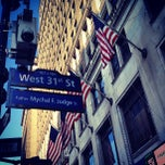 Photo taken at 30TH & 7TH AVENUE by Cari on 4/5/2013