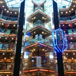Photo taken at Carnival Ecstasy by David F. on 8/31/2013
