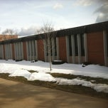 Photo taken at Russell Hall by Barb S. on 3/25/2013