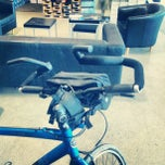 Photo taken at Top Gear Bicycle Shop by george h. on 11/3/2012