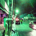 Photo taken at Cruce Av. Gral. Paz y Lope de Vega by Alejandro O. on 11/5/2014