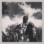 Photo taken at Naked Guy Statue by Arnab M. on 10/15/2013