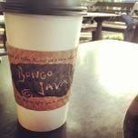 Photo taken at Bongo Java by Hannah B. on 5/28/2013