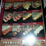 Photo taken at Sushi Bistro by Tina on 3/16/2013