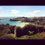 Photo taken at Waiheke Island by Oriana P. on 10/13/2012