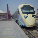 Photo taken at Riyadh Railway Station by Mohd A. on 3/14/2013