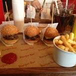 Photo taken at Burger Bar by Melike C. on 2/22/2013