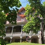 Photo taken at Asa Packer Mansion Museum by Tim on 8/25/2014