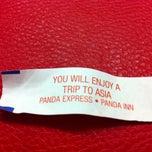 Photo taken at Panda Express by Poisonivy 1. on 3/21/2013