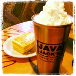 Photo taken at Java Jacks Coffee House by Josh H. on 11/6/2012