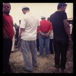 Photo taken at Tanah Perkuburan Islam Selayang Lama by Suhail T. on 1/19/2013