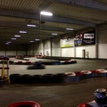 Photo taken at CPH Gokarts by Jeanette M. on 3/16/2015