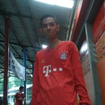 Photo taken at Arena Futsal by Muhammad N. on 4/13/2014